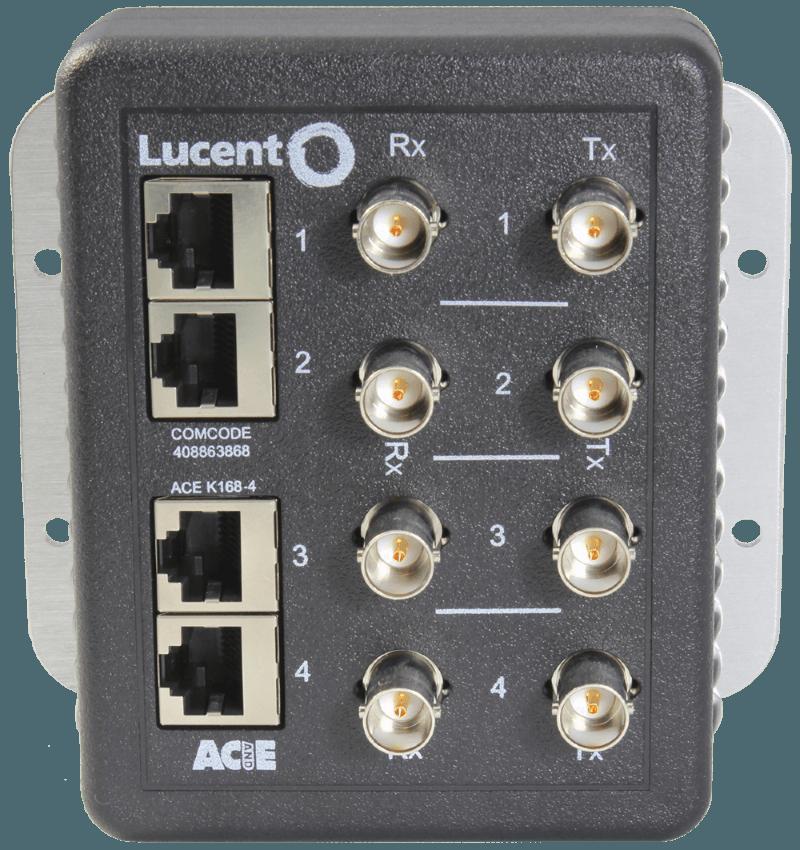 Alcatel Lucent BNC RJ45