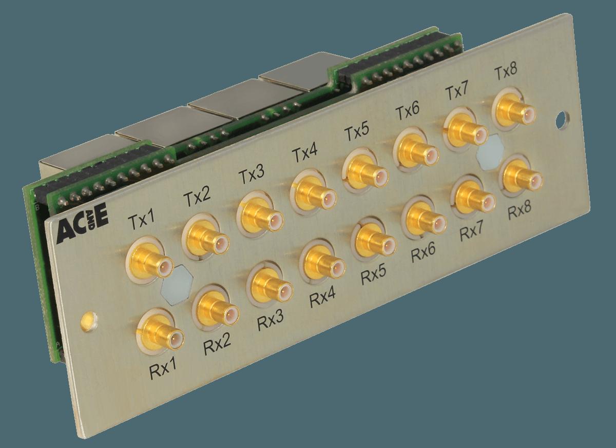SMB to RJ45 Balun PCB