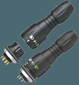 Miniature Bayonet NCC Connectors