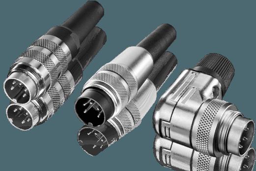 Miniature M16 IP40 Connectors