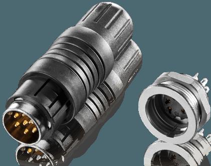 Miniature Push-Pull Connectors