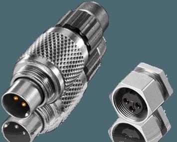 Subminiature M9 IP40 Connectors