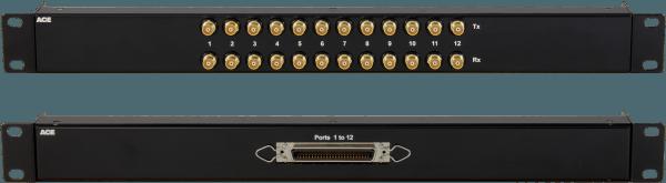 12x E1 1656 to Telco M1300321T1