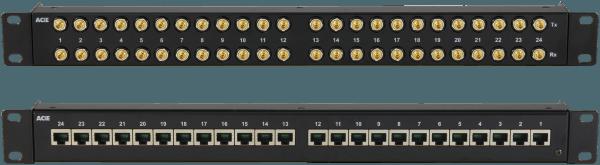 24x E1 1023 to RJ45 M1304444R1