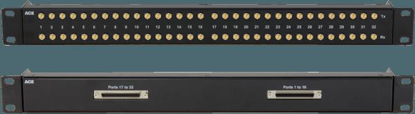 32x E1 SMB to MDR68 M1308362M1