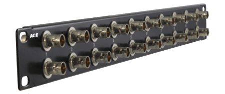 Patch Panels for Coax