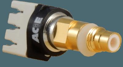 BT43(M), DDF plug, white snap ring