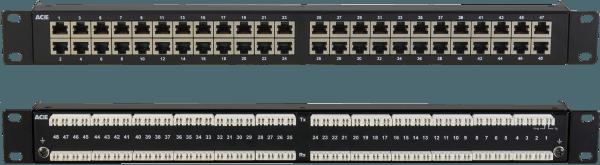 48x E1 RJ to IDC PA05C0348