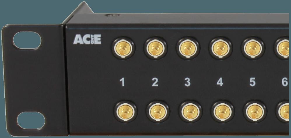 8 SMB connectors