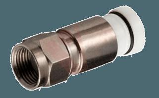 F-Type Compression Connector HEC-2 E842