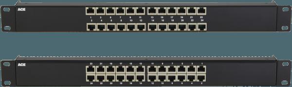 RJ45 Ethernet Panel PA05E0524